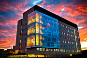 "#7 (tied): Legacy Emanuel Hospital and Health Center  Legacy Emanuel Hospital and Health Center achieved ""high performance"" marks in three categories: ENT, nephrology and pulmonology."