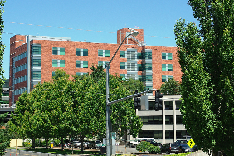 "#9 (tied): Salem Hospital  Salem Hospital achieved ""high performance"" marks in two categories: gastroenterology / GI surgery and pulmonology."
