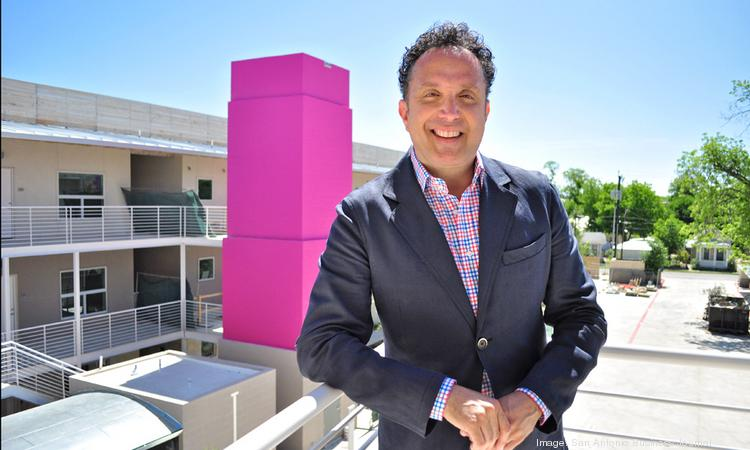 Guillermo Nicolas, president of 3N Group, is the developer behind 1010 South Flores. On July 23, the residential community will hold an open house.