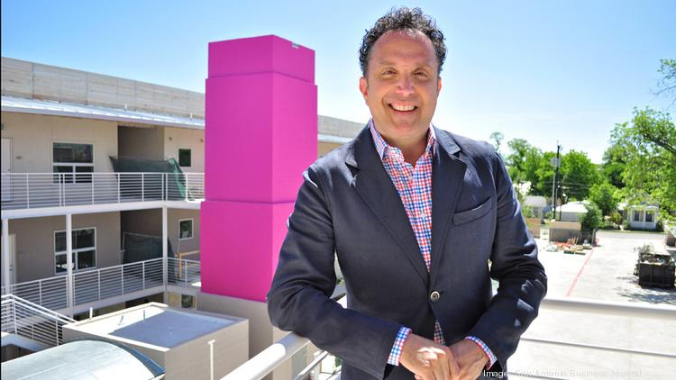 Guillermo Nicolas is taking his talent for redevelopment to the Austin Highway corridor on the city's Northeast Side.