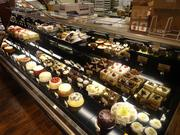 The Fresh Market's bakery produces 30 freshly baked breads and 14 different pie varieties daily.