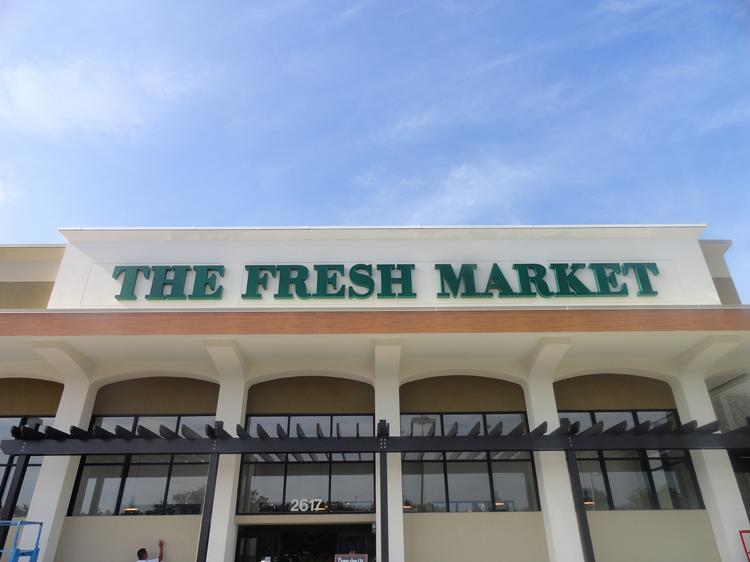 The Fresh Market announced it will be opening a new store on Red Bug Lake Road in Winter Springs.