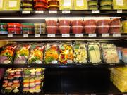The Fresh Market offers a wide variety of ready-to-serve entrees and other prepared foods.