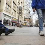 City trying to curb Downtown panhandlers