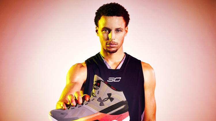 curry under armour