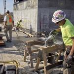 Boston construction employment jumps 10% in January
