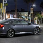 Honda's Civic-led <strong>roll</strong> pushes automaker to record February sales