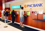 No. 12: PNC Bank has $466 million in Charlotte metro deposits, up from $458 million in 2012.
