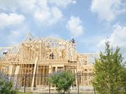 Four planned neighborhoods are being built by six homebuilders at Windsong Ranch in Prosper.