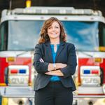 Newsmaker: From a family of firefighters, she puts out blazes in court