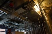 The building's mechanical, electrical and other systems were completely replaced.