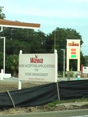 Pennsylvania-based retailer Wawa plans to open nine new stores in Central Florida through the end of this year, including this one on Curry Ford Road in east Orlando.