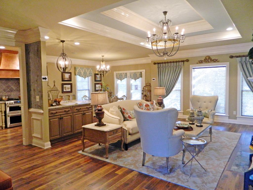 Home Builders Association of Louisville\'s Homearama shows off design ...