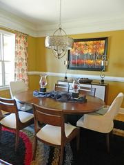 Locust Creek House 2: Dining area
