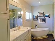 Locust Creek Home No. 3: Master bathroom