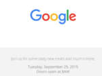 Google holding special press event in San Francisco