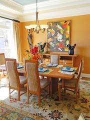 Locust Creek Home No. 4: Dining room