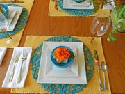 Locust Creek Home No. 4: Place setting