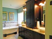 Locust Creek Home No. 4: Master bathroom
