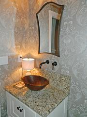 Locust Creek Home No. 6: Half bath