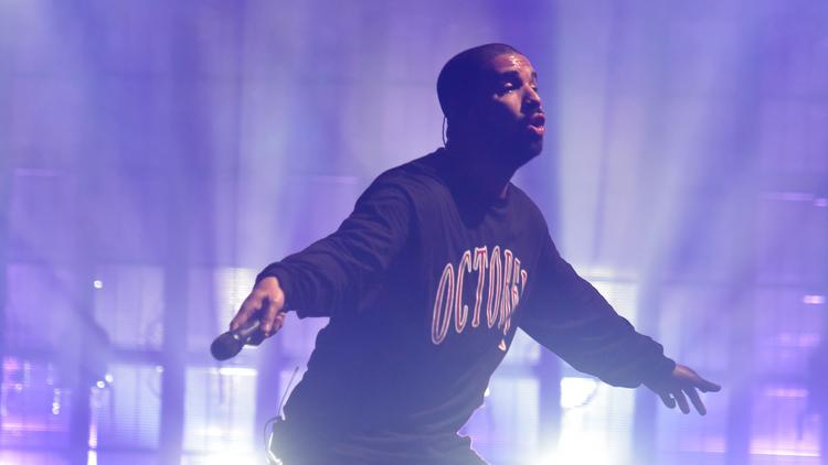Drake is the headliner Saturday for the weekend-long Landmark Music Festival for the National Mall.