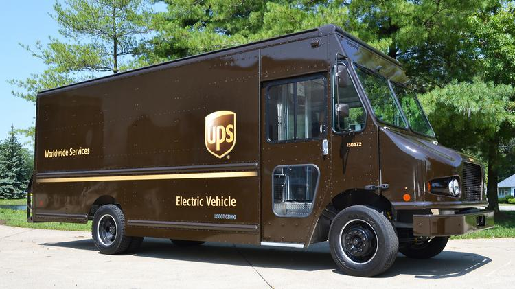 Ups Purchased 125 New Hybrid Electric Delivery Trucks From Workhorse Group