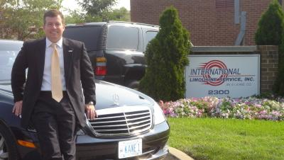 Owner Of The D C Based International Limousine Service Launching