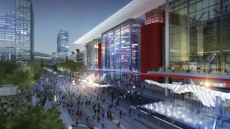 Eight Restaurants Were Announced As Part Of A Transformation Houston S Convention District They Will