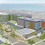 First Look: <strong>Ferraro</strong> <strong>Choi</strong> shares renderings of Honolulu's 'Kakaako Innovation Block'