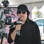 KISS' Gene Simmons visits The Colony ahead of Rock and Brews opening