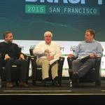 Bubble or no bubble? Soaring valuations topic of debate at TechCrunch Disrupt conference