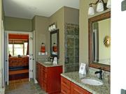 Locust Creek No. 7: Master bathroom