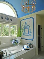 Locust Creek No. 8: Master bathroom