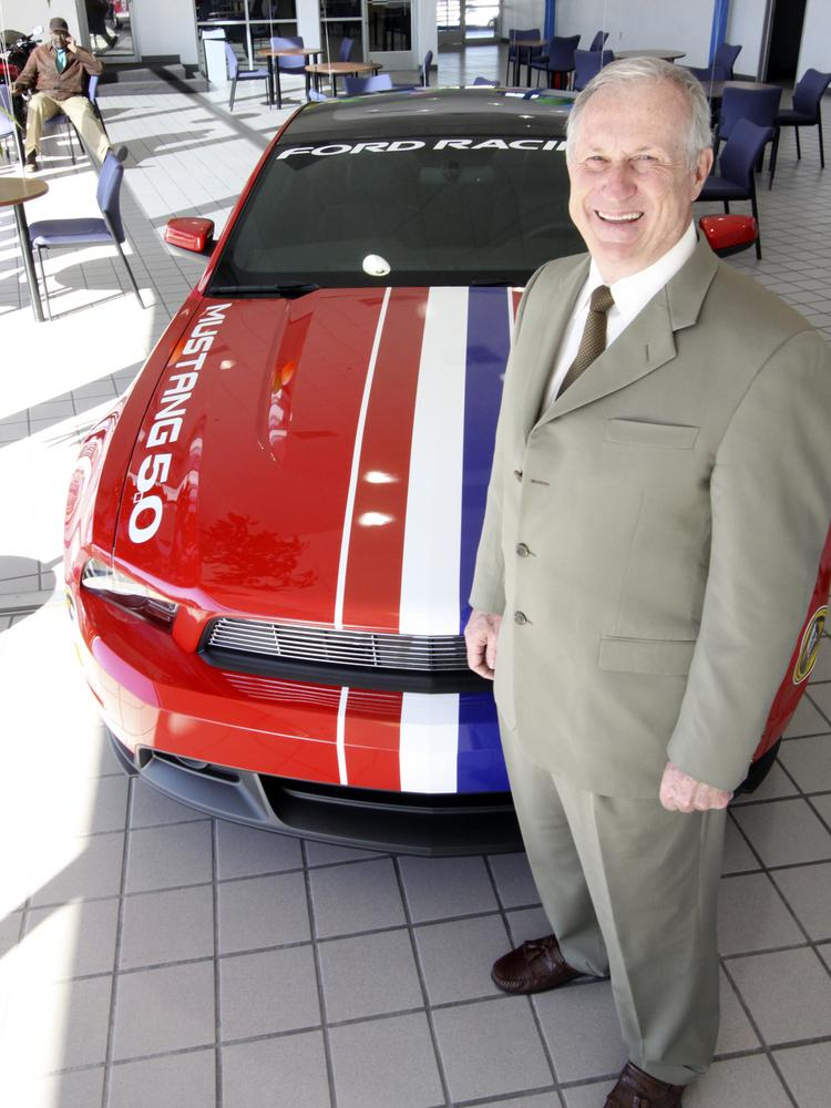 rich ford president looks back on 38 years of selling an. Cars Review. Best American Auto & Cars Review