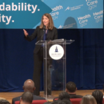 HHS secretary says 17.6 million now insured under Affordable Care Act (Video)