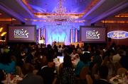 Usher's New Look Foundation held its President's Circle Awards luncheon Wednesday at the St. Regis in Buckhead.
