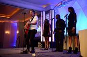 Ed Roland, front man for rock band Collective Soul. performed. Roland won the Youth Catalyst Award.