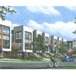 Development firm launching townhome project in South End