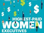 Highest-paid women executives rush for the exit