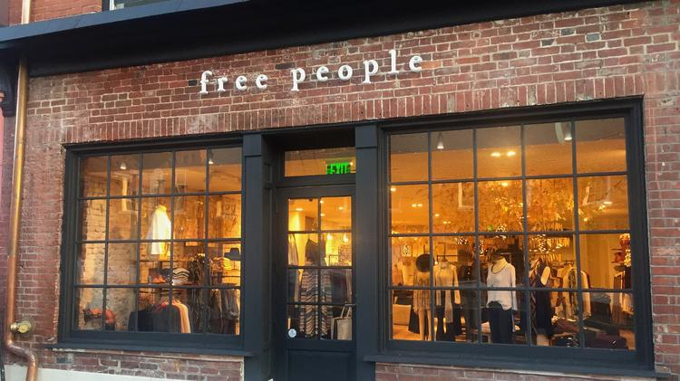 Philadelphia-based fashion retailer Free People is opening a large-format store in Chestnut Hill.