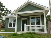 Information about the restored homes in the Robertson Hill neighborhood is available through the city of Austin Neighborhood Housing and Community Development Office.