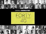 Presenting the 2015 Forty Under 40 (Slideshow)