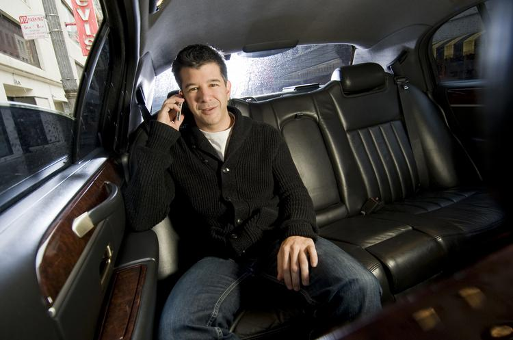 Travis Kalanick, CEO, Uber Technologies Inc.