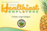2013 Healthiest Employers Finalist County of Maui, Office of the Mayor