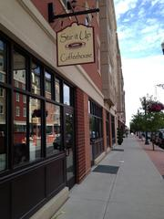 Stir It Up Coffeehouse closed just a few months after opening at College Suites at City Station on Sixth Avenue in downtown Troy.