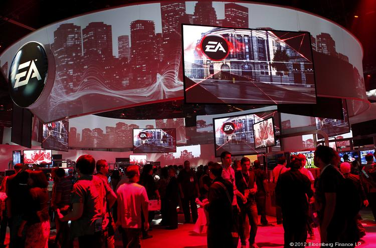 EA Sports operates the local EA Tiburon studio in Maitland.