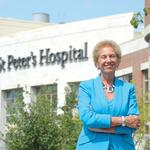 Top St. Peter's executive leaving for Chicago health system