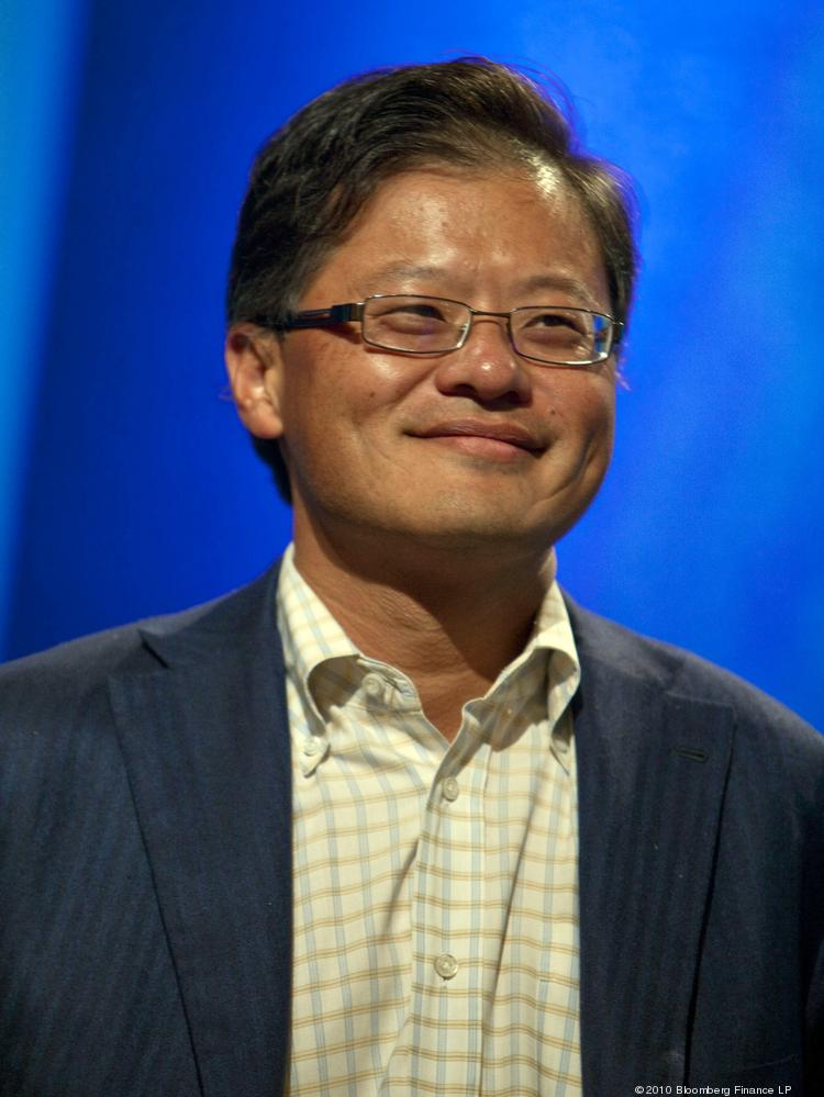 Jerry Yang, former CEO of Yahoo.