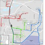 New shuttle service aimed at workers at Cardinal Health, Gap and other Rickenbacker logistics park employers