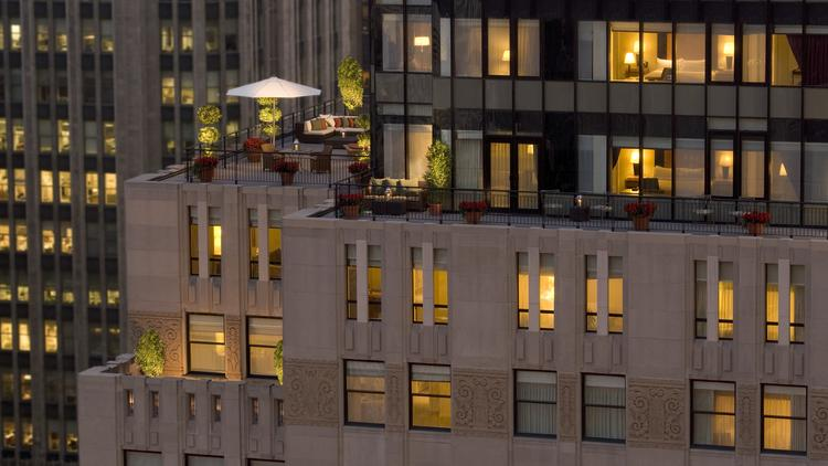 The Gwen Is New Name Given To Former Conrad Hotel In Chicago